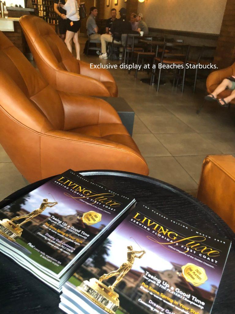 Beaches Starbucks Magazine