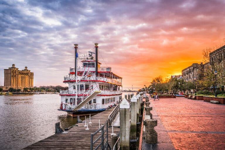 Savannah River Boat Cruise