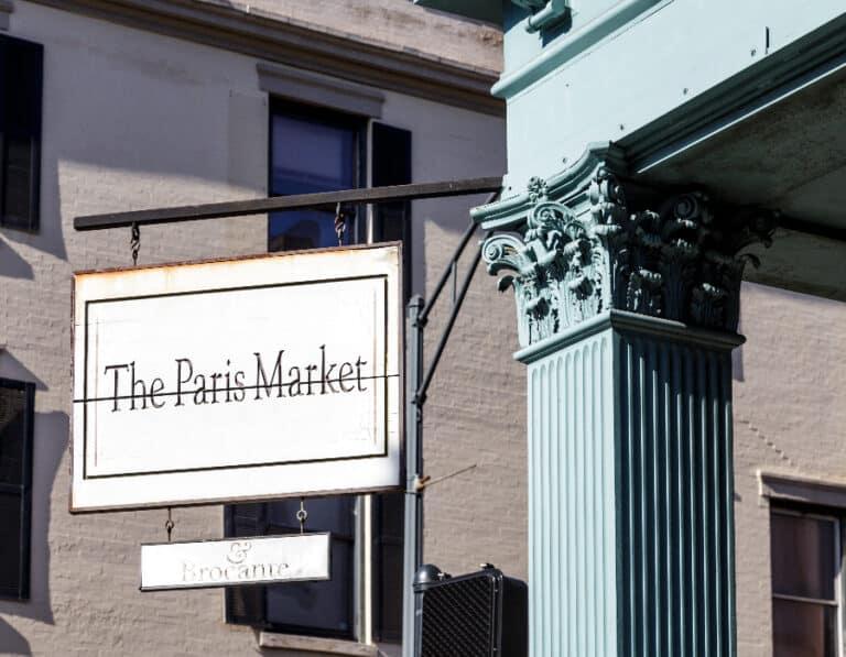 The Paris Market Savannah