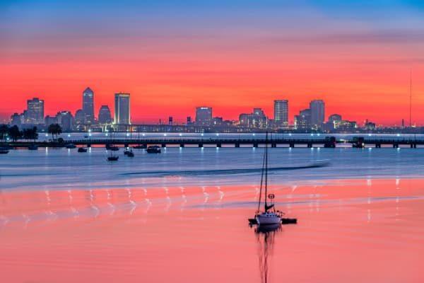 Jacksonville Neighborhoods History